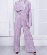 Load image into Gallery viewer, Pleated Jumpsuit