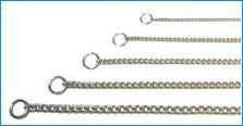 Metal Check Chain 35cm