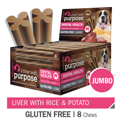 Evolutions Liver with Rice & Potato Jumbo Stix