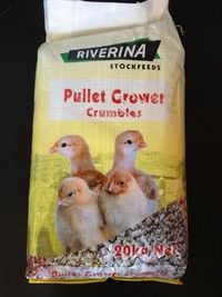 Pullet Grower (Medicated) 20kg