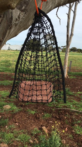 Aussie Grazer EXTRA Small Slow Feeder Nets For Livestock
