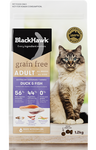 Black Hawk Feline Grain Free Duck & Fish