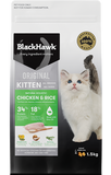 Black Hawk Feline Kitten Chicken & Rice