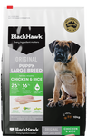 Black Hawk Puppy Large Breed Chicken & Rice