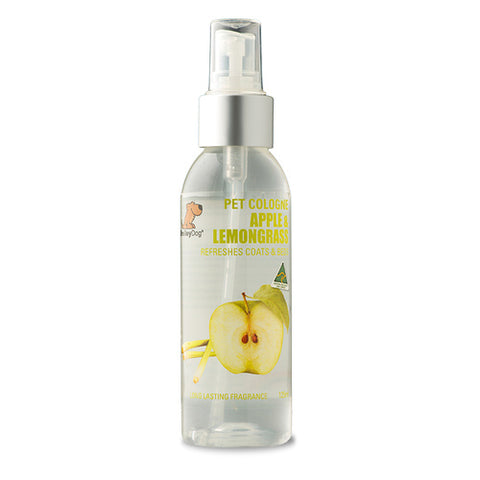 Apple & Lemongrass Cologne 125ml