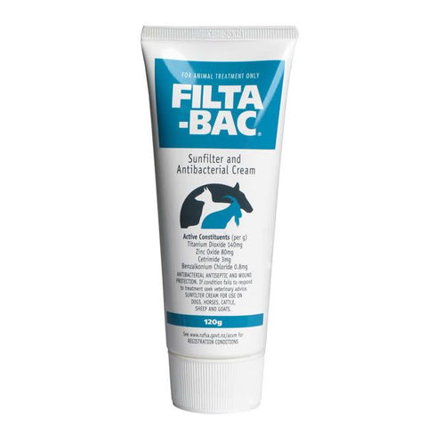 Filta Bac - Anti-Bacterial Suncreen