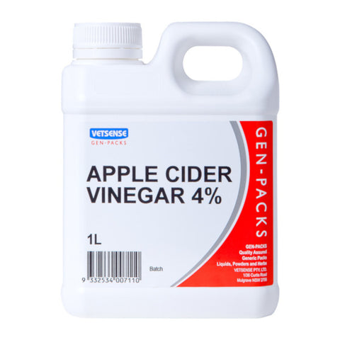 Vetsense GEN-PACK Apple Cider Vinegar