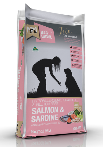 Meals For Mutts Salmon & Sardines (GF)