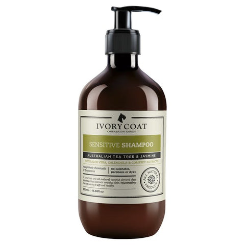 Ivory Coat  Sensitive Shampoo