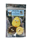 Huds & Toke Easter Little Chicken Mix 3pce