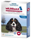 Milbemax For Dogs & Puppies Up to 5kg