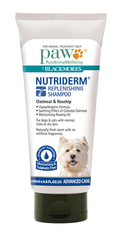 PAW NutriDerm® Replenishing Shampoo