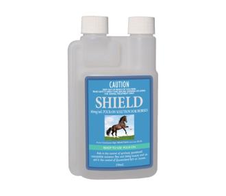 SHIELD – Pour-On Solution for Horses