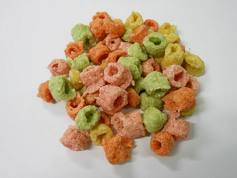 Small Animal Mixed Crunchy Bix 100g
