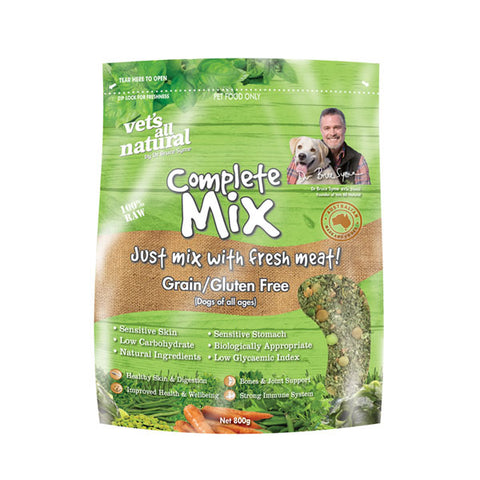 Vets All Natural Complete Mix Grain Free Dogs