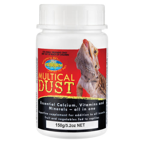 Vetafarm Multical Dust 150g