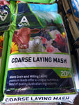 AGM Coarse Laying Mash 20kg
