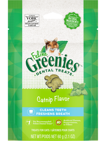 Greenies for Felines Catnip 60g