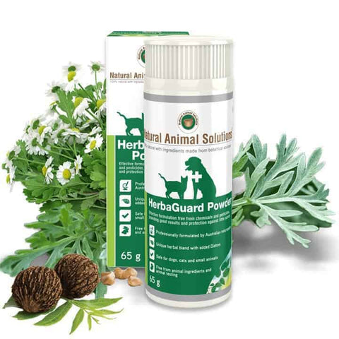 HerbaGuard Powder 65g - Natural Animal Solutions