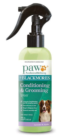 PAW Lavender Conditioning & Grooming Spray