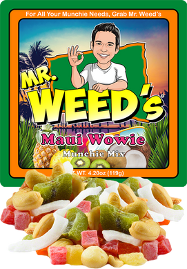 Mr. Weed's Maui Wowie Munchie Mix