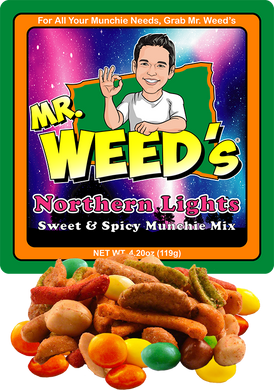 Mr. Weed's Northern Lights Munchie Mix