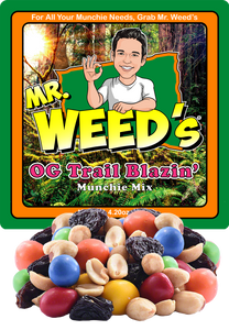 Mr. Weed's OG Trail Blazin' Munchie Mix