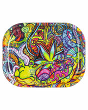Load image into Gallery viewer, Psychedelic Snail Rolling Tray