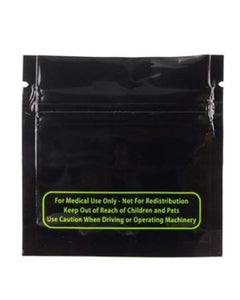 Smell Proof Mylar Bags