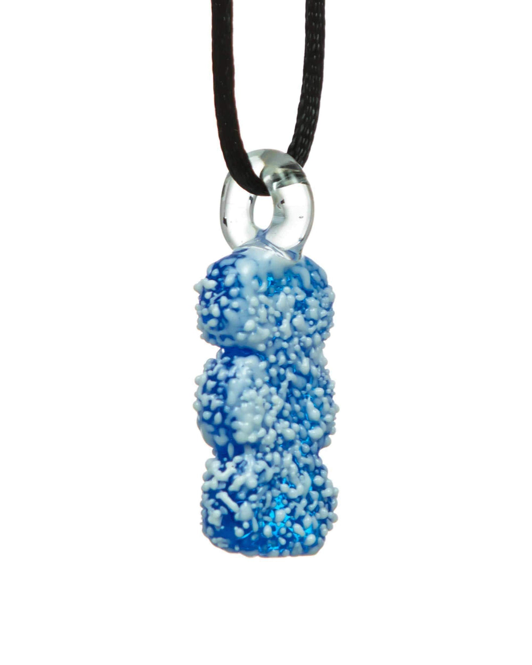 Sour Candy Pendant in blue