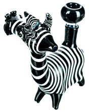 Load image into Gallery viewer, Zebra Bong