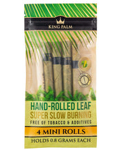 Load image into Gallery viewer, King Palm Mini Pre Rolls 4 pack