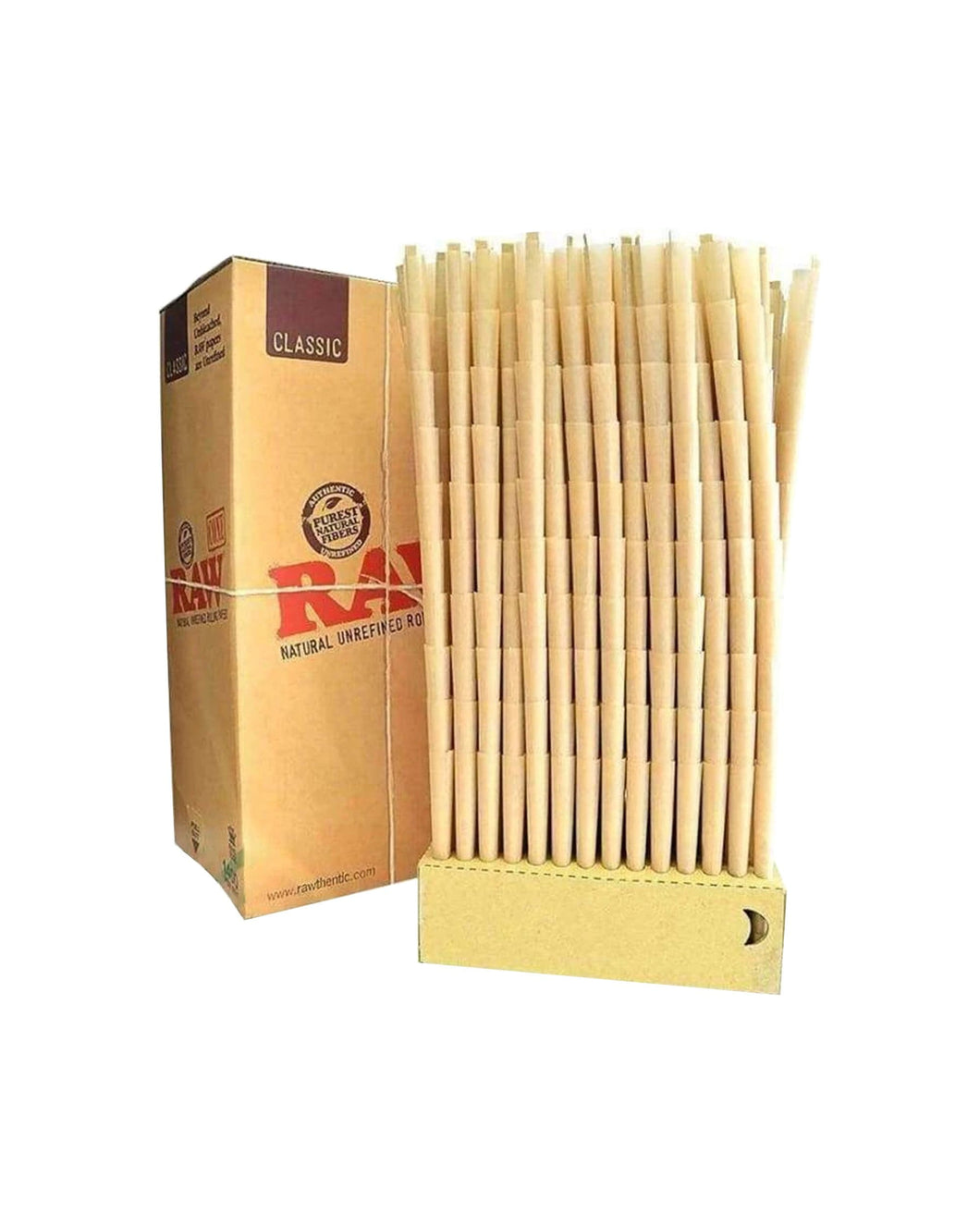 Pack of 1,400 Pre-Rolled King Cones