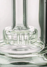 Load image into Gallery viewer, Diamond Glass Showerhead Perc Sidecar Bubbler