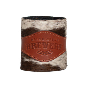 Leather Drink Koozie