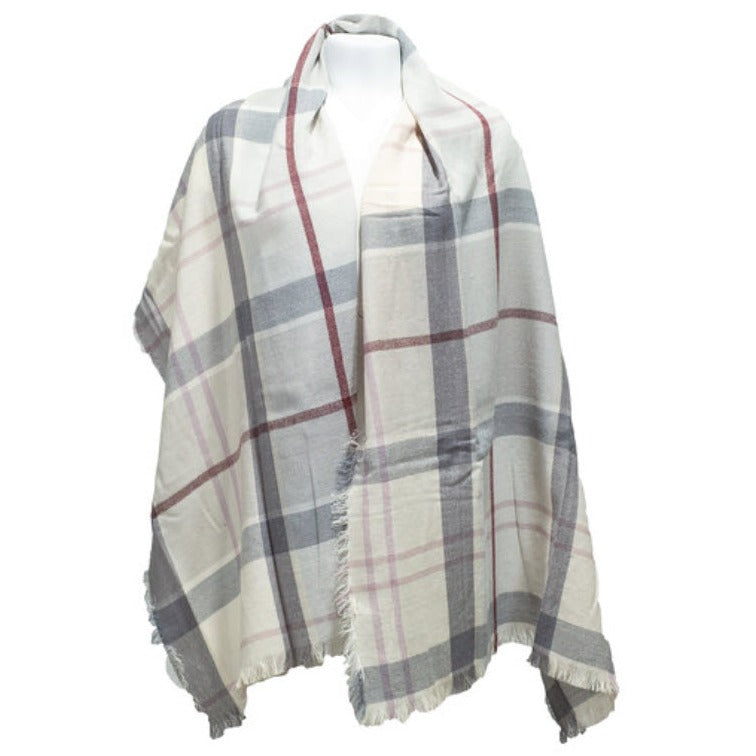 Women's Freya Wrap by Barbour