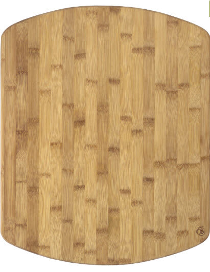 Farmhouse Carver Bamboo Cutting Board