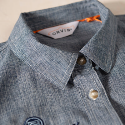 Women's Tech Chambray Work Shirt