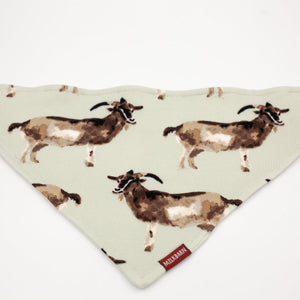 Organic Cotton Kerchief Bib