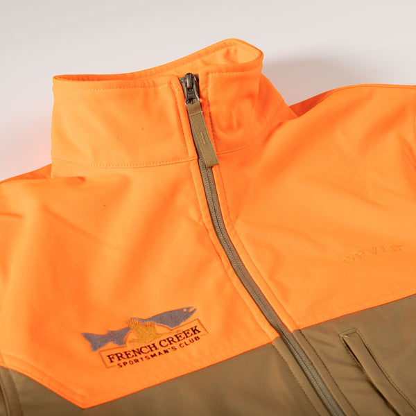 Men's Upland Hunting Softshell Jacket