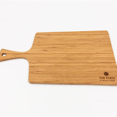 Bamboo Serving & Cutting Paddle - 18""