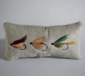 Lures Pillow - Silver