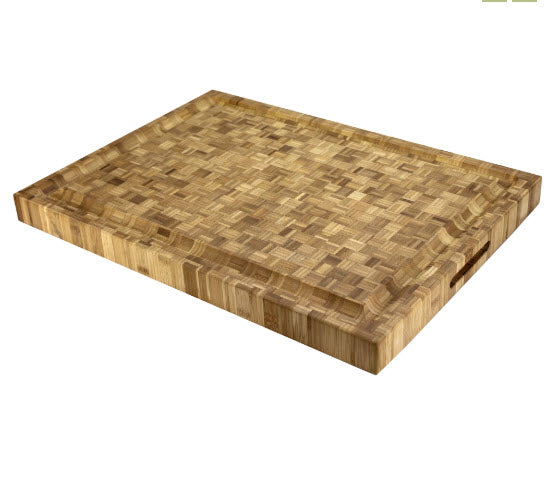 The Pro Board  - Bamboo Carving and Cutting Board