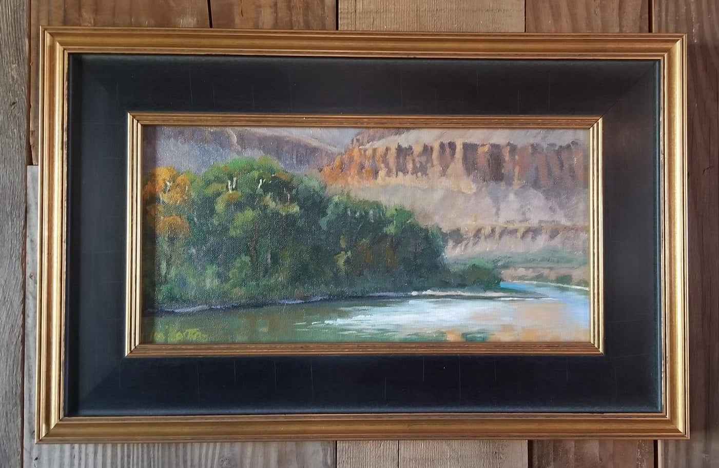 """Sanger"" - Original Oil Painting"