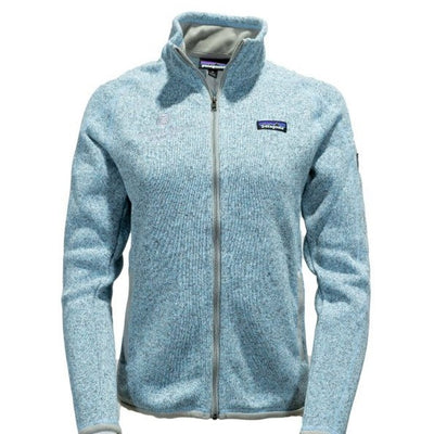 Women's Better Sweater Fleece Jacket - Hawthorne Blue
