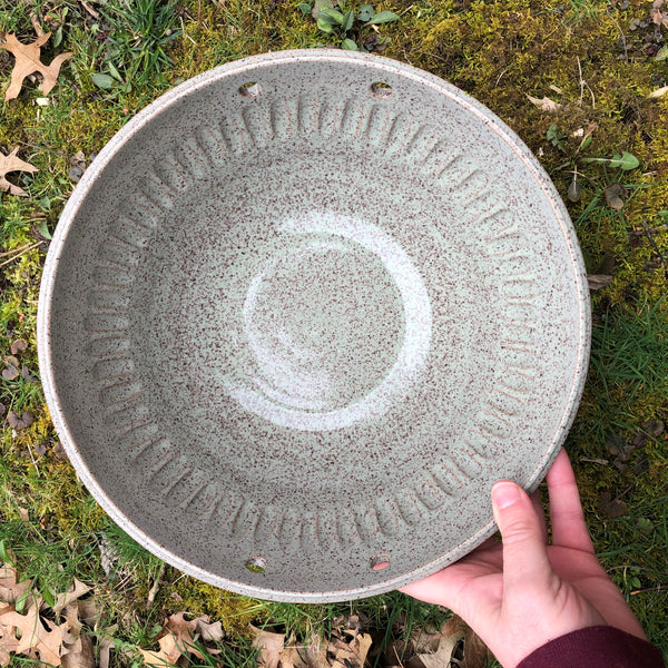 Wyoming River Bowl 12""