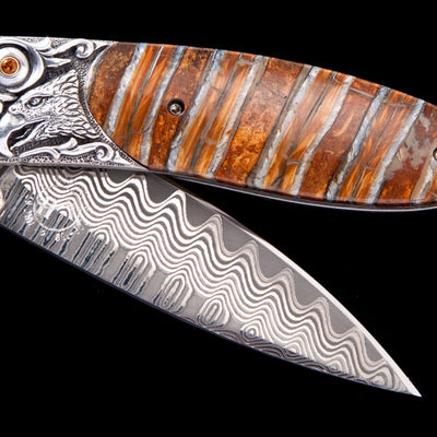 Monarch Silver Eagle Pocket Knife