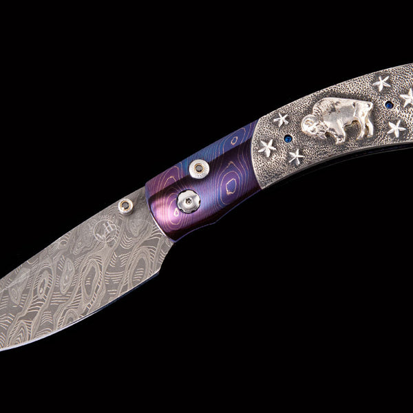 BUFFALO NICKEL III Pocket Knife