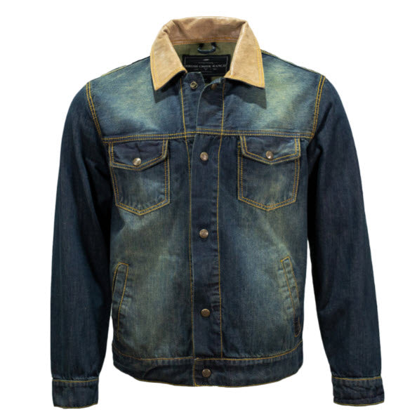 Men's Brush Creek Ranch Denim Jacket