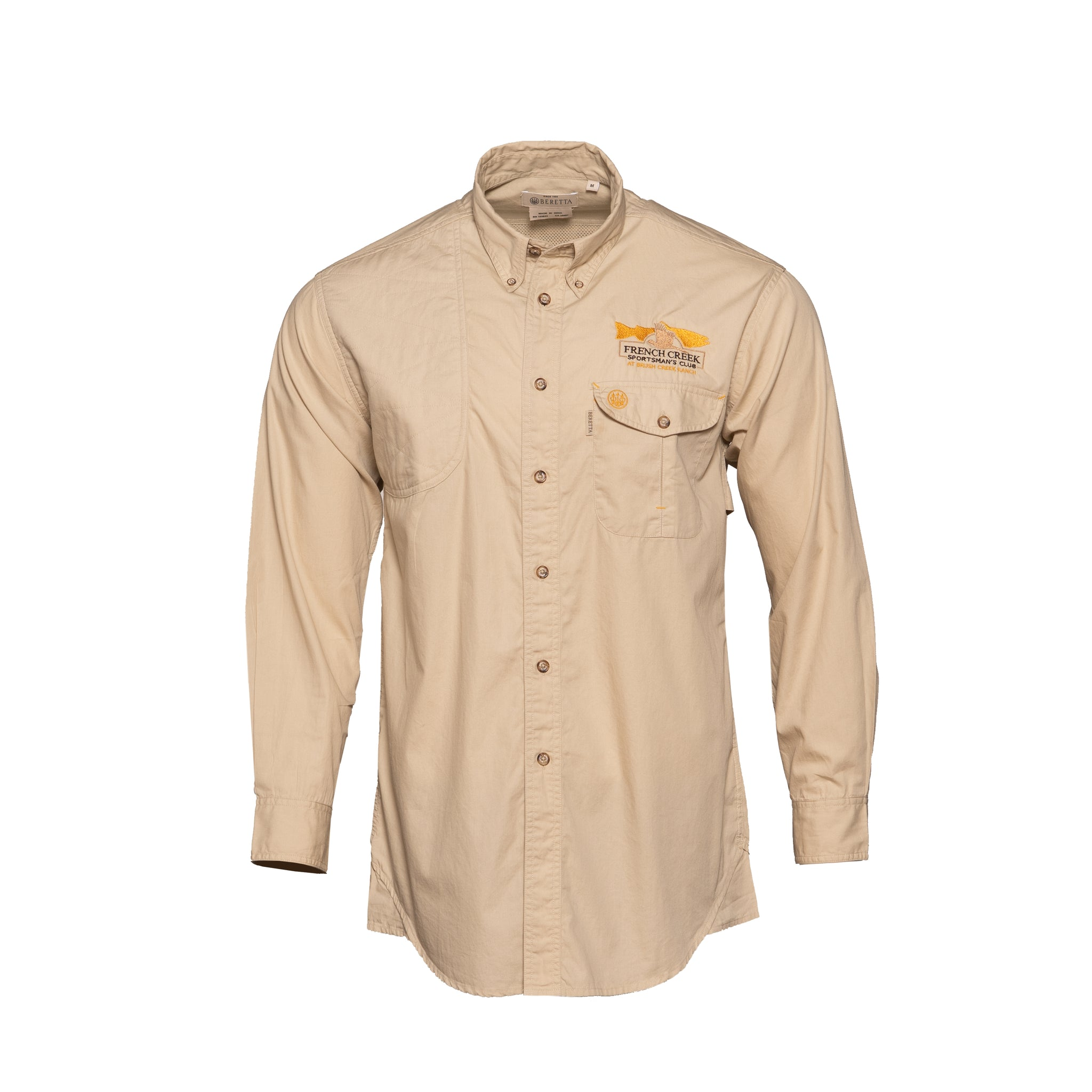 Men's Long Sleeve Shooting Shirt